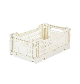 Eef Lillemor Lillemor - Folding Crate 'Coconut' - Mini