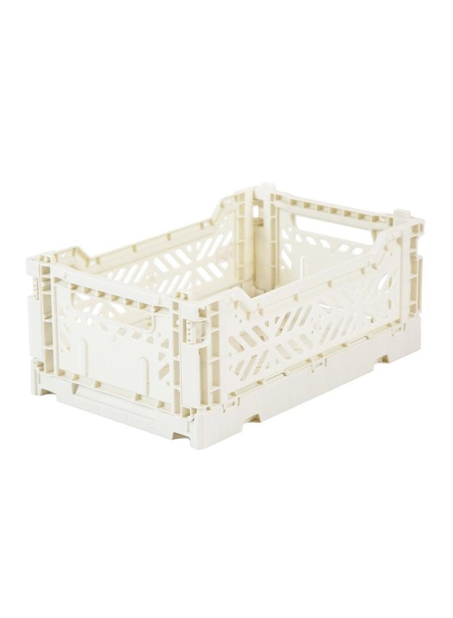Lillemor - Folding Crate 'Coconut' - Mini