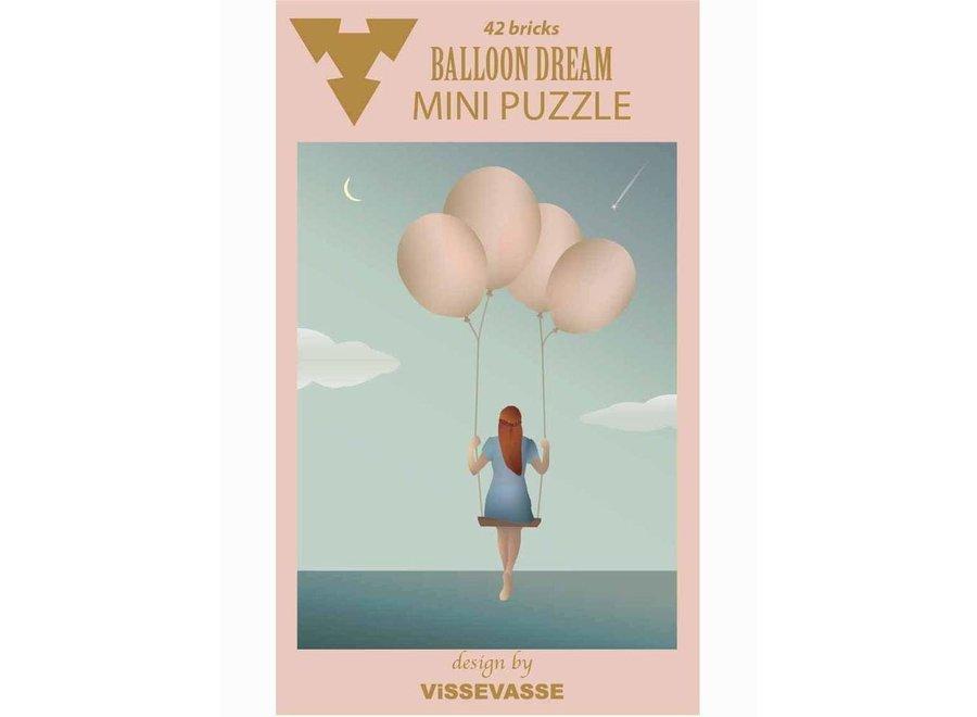 Vissevasse - Mini Puzzel Balloon