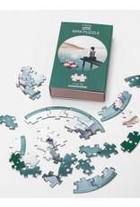Vissevasse Vissevasse - Mini Puzzel Lotus