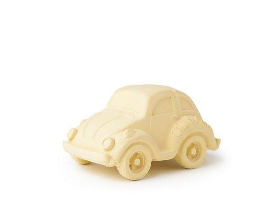 Oli & Carol - Bad speeltje Auto Geel