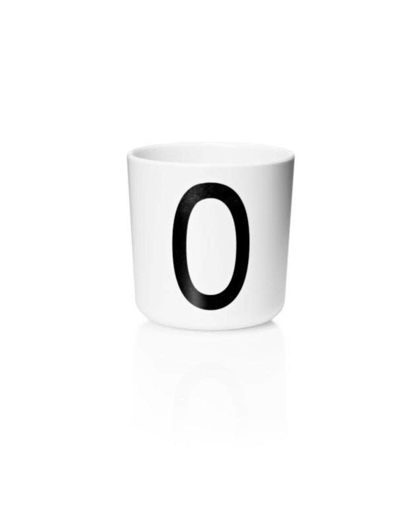 Feestlijst Onno - Design Letter - Drinkbeker O