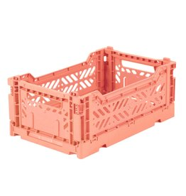 Eef Lillemor Lillemor - Folding Crate 'Salmon' - Mini