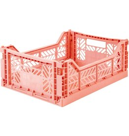 Eef Lillemor Lillemor - Folding Crate 'Salmon' - Medium