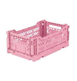 Eef Lillemor Lillemor - Folding Crate 'Baby Pink' - Mini