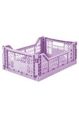 Eef Lillemor Lillemor - Folding Crate 'Orchid' - Medium