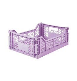 Eef Lillemor Lillemor - Folding Crate 'Orchid' - Medium