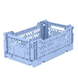 Eef Lillemor Lillemor - Folding Crate 'Baby Blue' - Mini