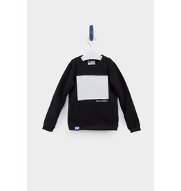 From Paris From Paris - Sweatshirt Perfectly Imperfect - Black & white