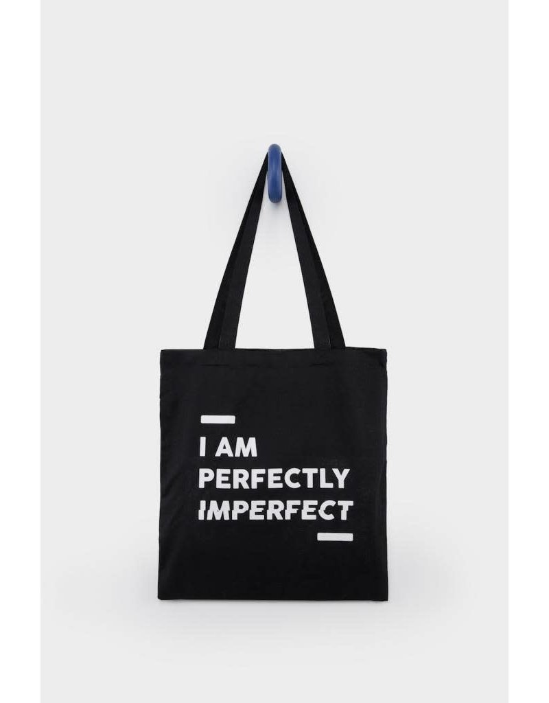 From Paris From Paris - Totebag 'I am Perfectly Imperfect'