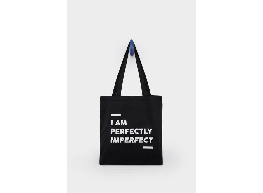 From Paris - Totebag 'I am Perfectly Imperfect'