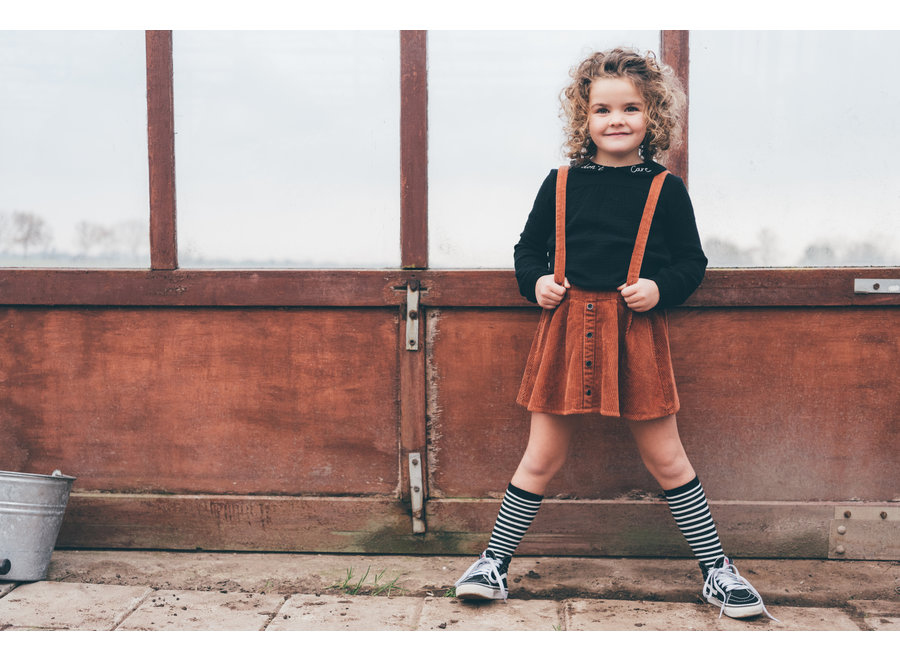Sproet & Sprout - Corduroy skirt