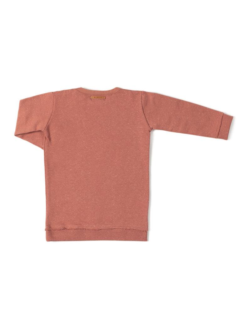 Nixnut Nixnut Sweat Dress - Spice