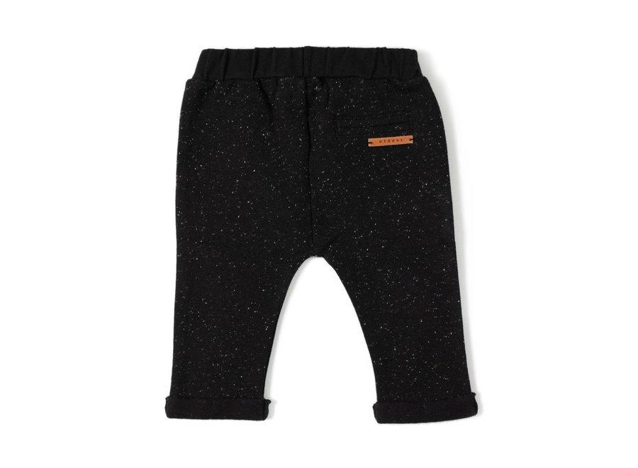 Nixnut Patch Pants - Black