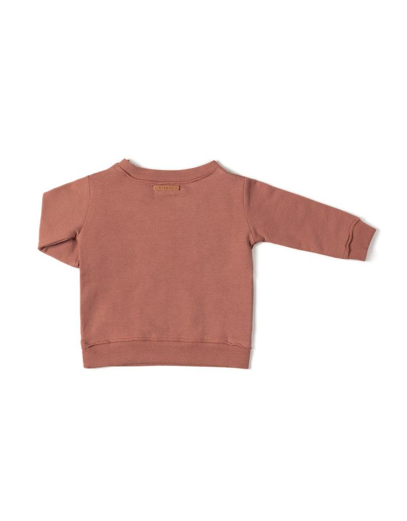 Nixnut Nixnut Nix Sweater - Spice