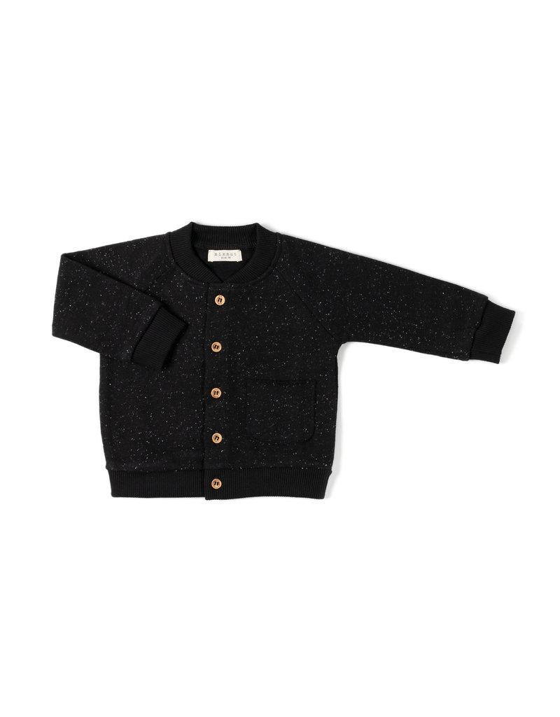 Nixnut Nixnut Bomber Vest - Black