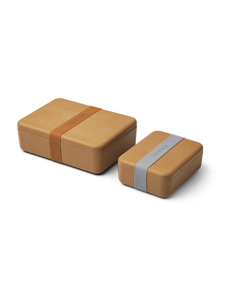 Liewood Liewood - Lunch Box Set Bradley - Mustard
