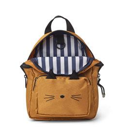 Liewood Liewood - Saxo Backpack Mini - Cat Mustard