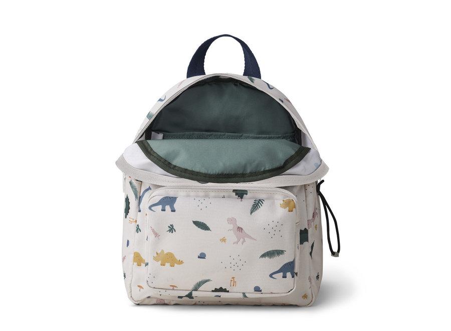 Liewood - Saxo Backpack Mini - Dino Mix