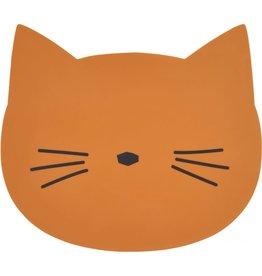 Liewood Liewood - Placemat Cat 'Mustard'