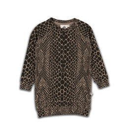 cos I said so Cos I Said So - Sweater Dress - Snake