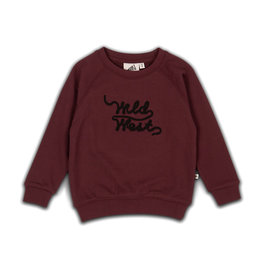 cos I said so Cos I Said So - Sweater Wild West - Embroidery