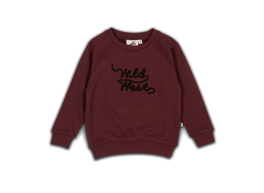 Cos I Said So - Sweater Wild West - Embroidery
