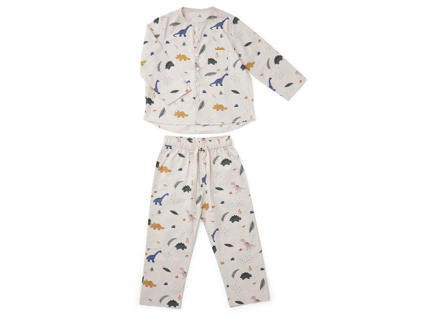 Liewood - Olly Pyjamas 'Dino Mix'
