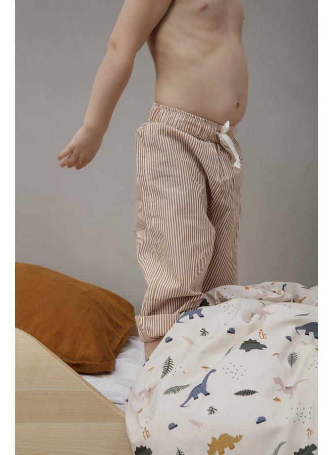 Liewood - Olly Pyjamas 'Mustard Stripe'