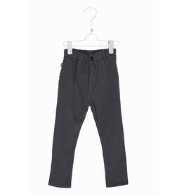 Lötiekids Lötiekids - Pants 5 pockets - Vintage Black