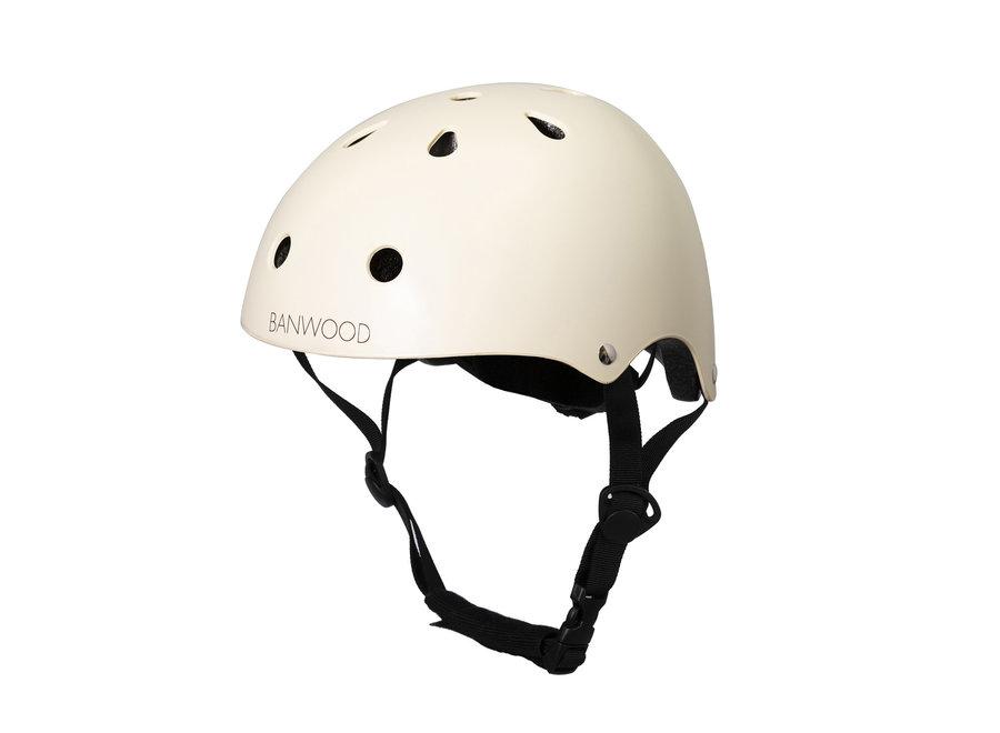 Banwood - Helmet - Cream