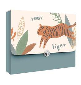 Sebra Sebra - Storage for drawings 'Wildlife'