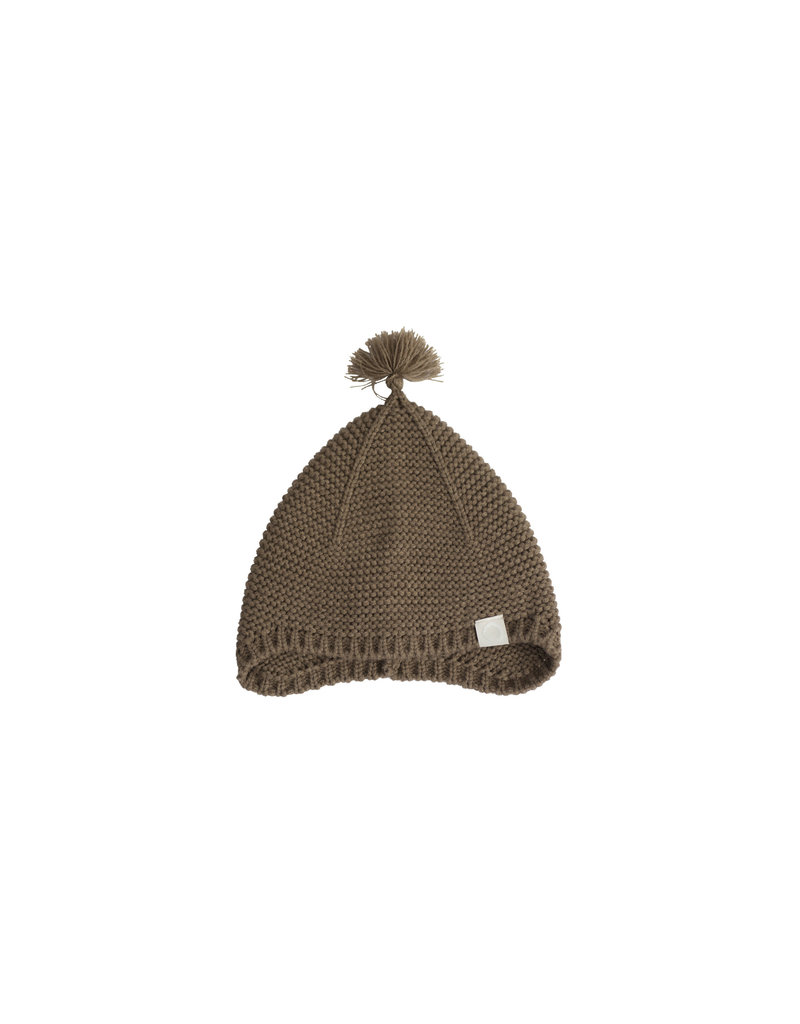 I Dig Denim I Dig Denim - Ben Knitted Bonnet - Brown