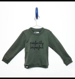 From Paris From Paris - Sweatshirt Perfect Imperfection - Khaki