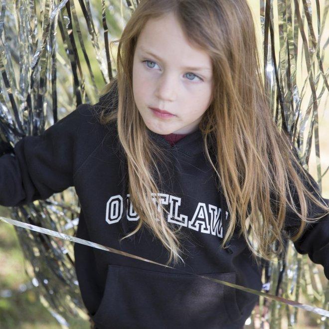 Cos I Said So - Hooded Sweatshirt Outlaw - Black