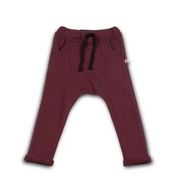 cos I said so Cos I Said So - Harem Jogging Pant 'Zinfandel'