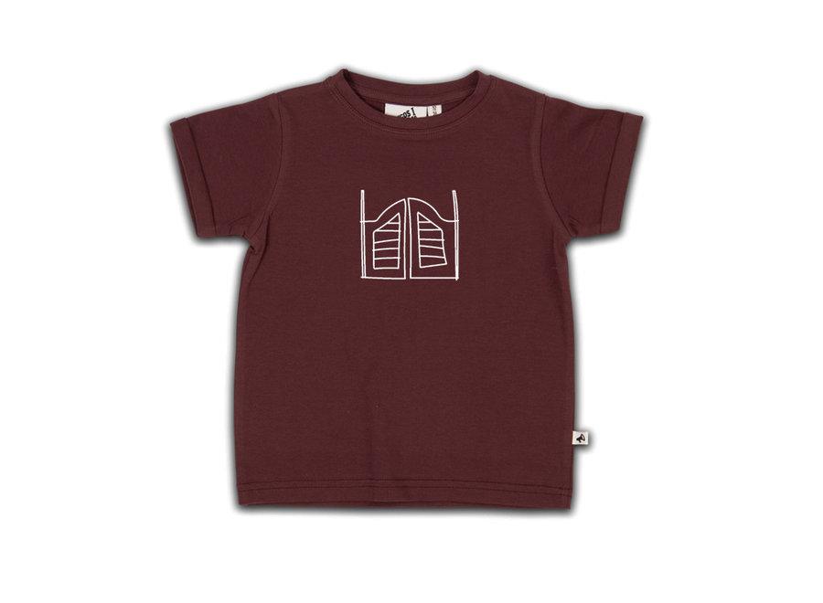 Cos I Said So - Longsleeve T shirt Saloon - Zinfandel