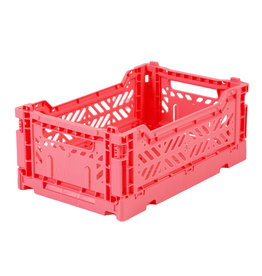 Eef Lillemor Lillemor - Folding Crate 'Dark Pink' - Mini