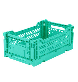 Eef Lillemor Lillemor - Folding Crate 'Mint' - Mini