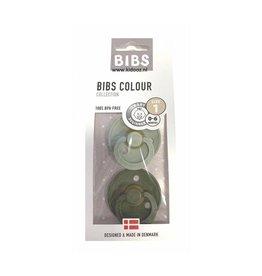 BIBS BIBS - Fopspeen Blister Sage & Hunter Green