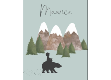 Geboortelijst Maurice