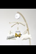 Geboortelijst - Dodi For Kids - Muziekmobiel VW Camper