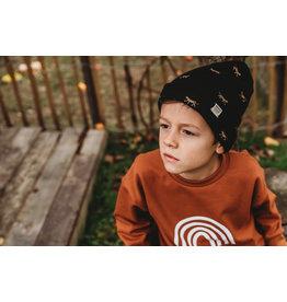 Adam + de kleine wolf Adam + de kleine wolf - Rainbow Sweater