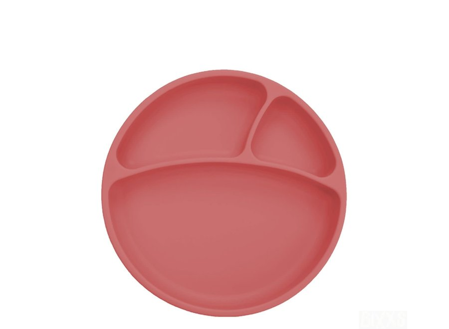 Geboortelijst - Minikoioi - Bord 'Dark Pink'