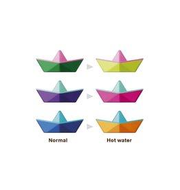 Kid O Geboortelijst Lien - Kid O - Origami Color Changing Boats