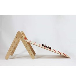 Pikler 'Tracy Triangle' - Deel 3