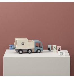 Kids Concept Kids Concept - Vuilniswagen Aiden