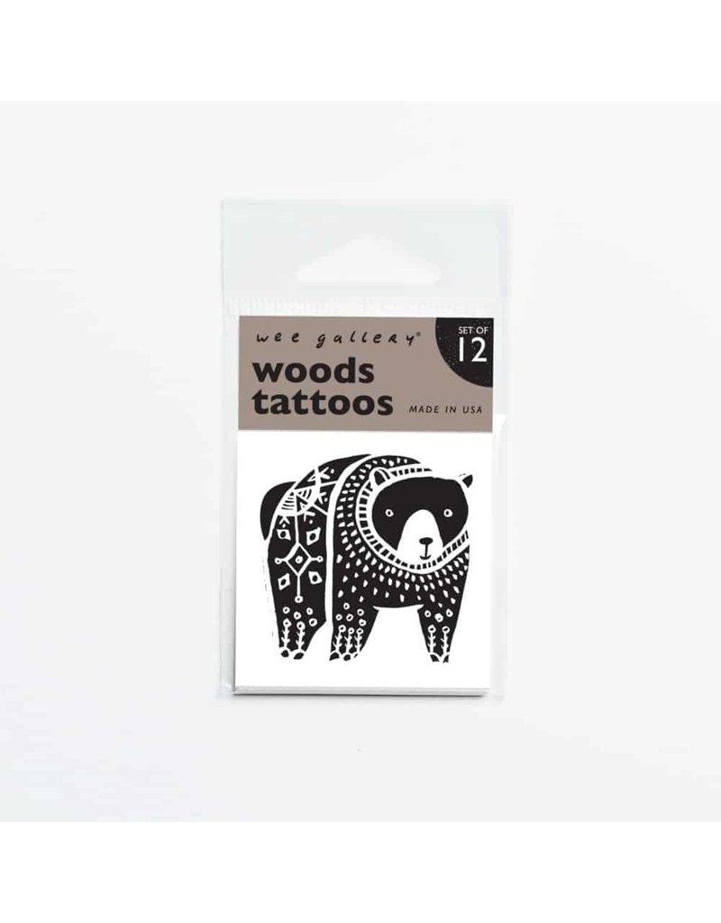 Wee Gallery Wee Gallery - Tattoos Woods