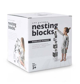 Wee Gallery Wee Gallery - Nesting Blocks