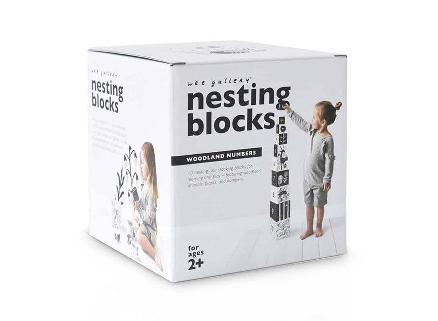 Wee Gallery - Nesting Blocks